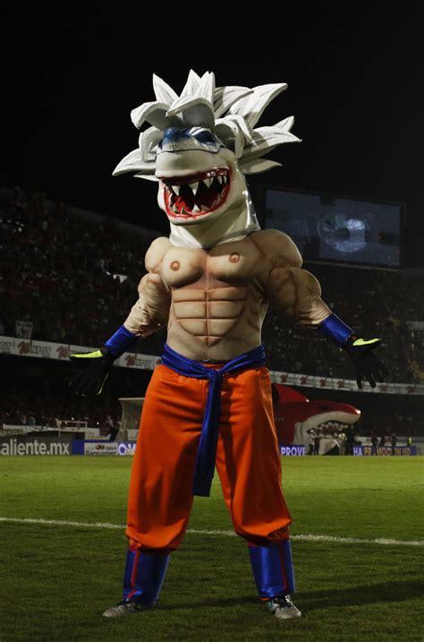 liga mx apertura  la mascota de los tiburones rojos