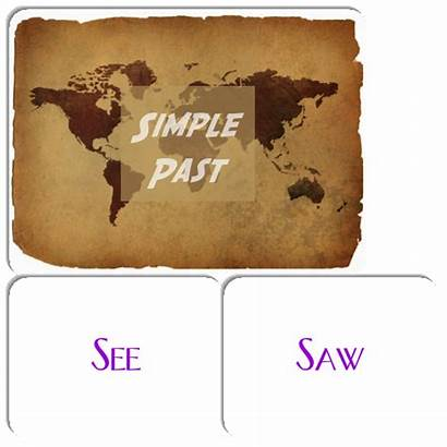 Past Simple Verbs Irregular Memory Mandy