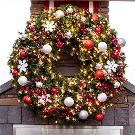 Commercial Holiday Decorations Professional Decorations
