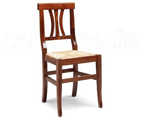 sedute in paglia arte povera sedia legno seduta paglia sedie legno