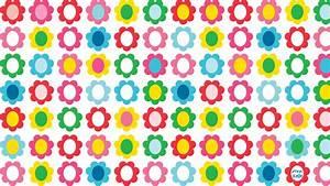 Turquoise Pink Flower Wallpaper - 4k Wallpapers