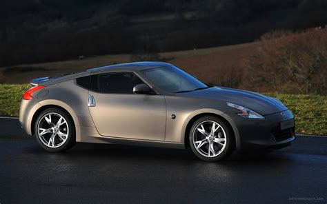 New Nissan 370z by Nissan 370z New Wallpaper Hd Car Wallpapers Id 1378