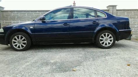 car owners manuals for sale 2001 volkswagen passat seat position control 2001 volkswagen passat for sale for sale in bagenalstown carlow from oscar 00123