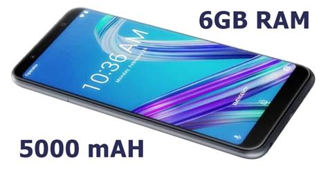 asus zenfone max pro m1 6gb variant to launch in india