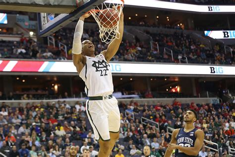 michigan state basketball staff score predictions