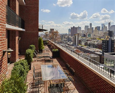 nyc party penthouse    huge terrace