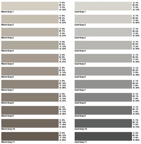 result for warm grey rgb color palette in 2019 warm paint colors gray color grey palette