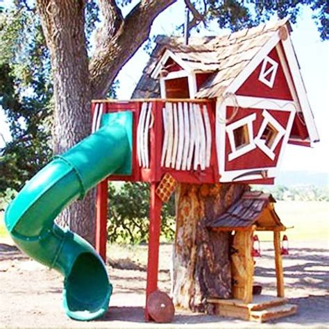 tree house designs  kids backyard ideas