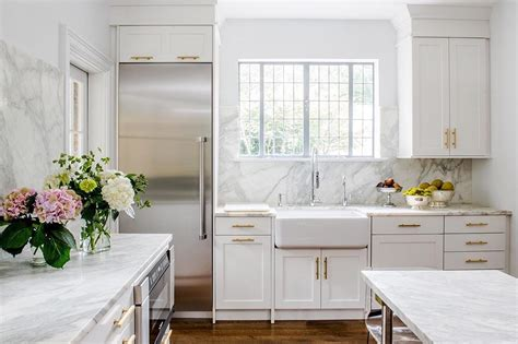White Kitchen Countertop - your guide to white kitchen countertops tasting table