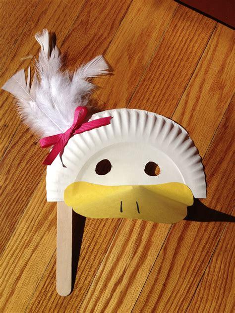 photo  duck mask