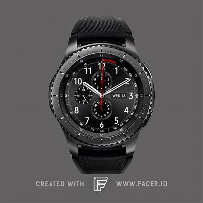 Face Frontier Chronograph Apple