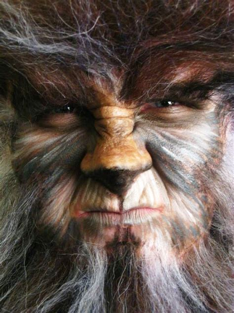 awesome  halloween wolf makeup ideas  wow style