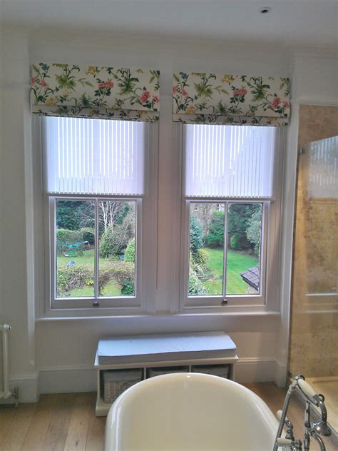 Bathroom Blinds  K&k Curtains