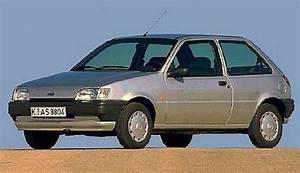 Ford Fiesta Mk3 1989