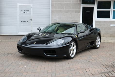 The ferrari 360 spider, quite possibly the best f1 sounding naturally aspirated v8 that ferrari has ever produced. 2001 Ferrari 360 Modena F1 For Sale | Car And Classic
