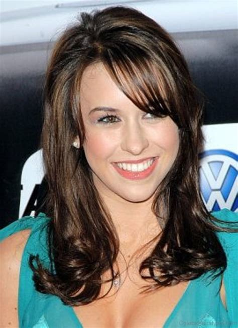 brilliant hairstyles  lacey chabert