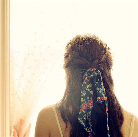 ribbon hair styles women hairstyles