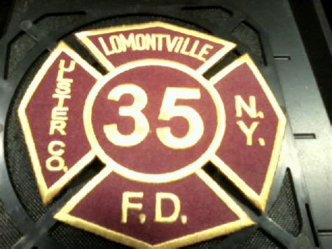 Ulster County Patch Wall Ulster County Firerescue Incidents