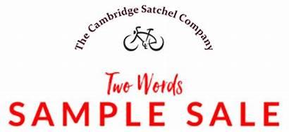 Satchel Cambridge London Sample Company Samplesaleguide