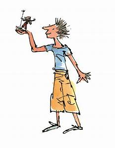 Roald Dahl Day: Quentin Blake on illustrating Billy And ...