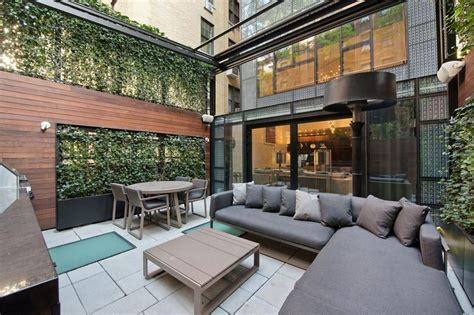 desain ruang tamu outdoor minimalis arcadia design architect