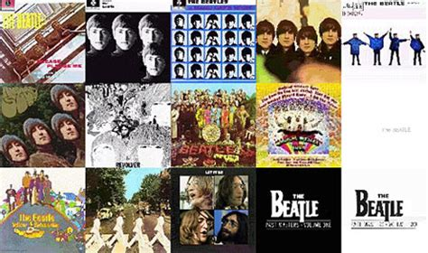 The Beatles Albums In Chronological O  Movie Search