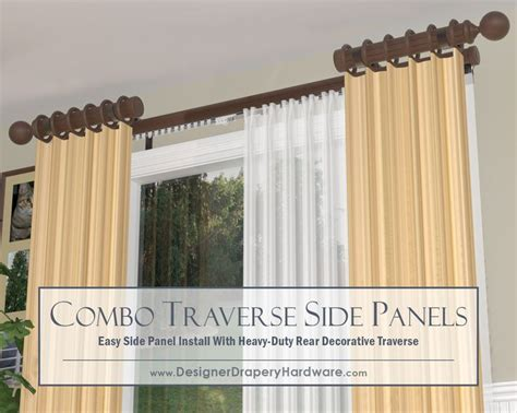 Traverse Rods For Drapes - 36 best decorative traverse rods images on
