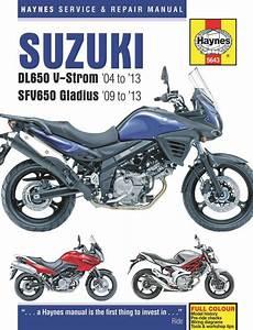 Suzuki Dl650 V