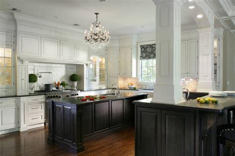 black  white kitchen cabinets contemporary kitchen