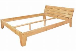 Doppelbett Holz 180x200 : futonbett doppelbett 180x200 massivholz bettgestell kiefer natur ohne rollrost or ~ Frokenaadalensverden.com Haus und Dekorationen