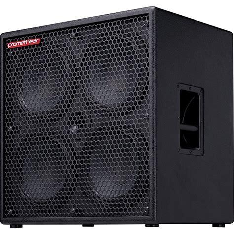 4 ohm speaker cabinet ibanez promethean p410c 1000w 4x10 bass speaker cabinet