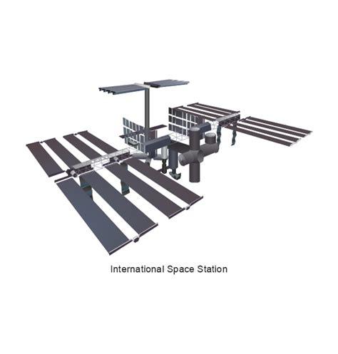 International Space Station Clip Art (27
