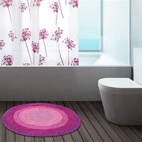 Luxury Bath Rugs Round With Simple Type Eyagcicom