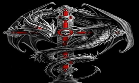 dragon cross  wallpaper apk   android