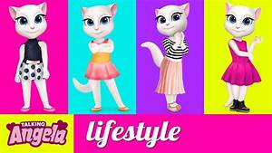 Talking Angela - Simple Style Tips - YouTube