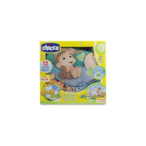 tapis musical jungle de chicco