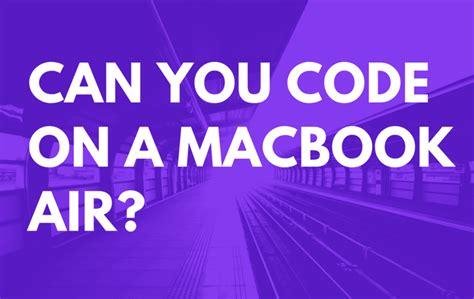 macbook air programming poll crazyleafdesign