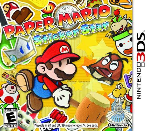 Paper Mario Sticker Star Nintendo Fandom Powered By Wikia