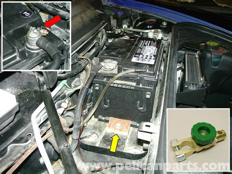 Porsche 911 Carrera Battery Replacement And Trickle
