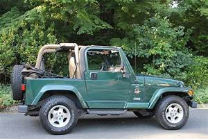 Used 1999 Jeep Wrangler Sahara Sahara For Sale   8 900