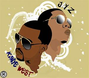 Haych Designs - Kanye West and Jay Z Wallpaper by Haych ...