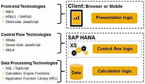 Introducing U2026sap Hana Extended Application Services  Xs