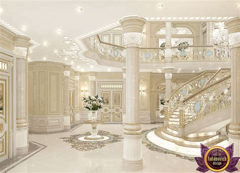 Palace Interiors From Luxury
