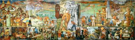 pan american unity 1940 diego rivera wikiart org