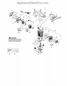 Parts For Poulan Pp4218avx  Cylinder    Crankshaft