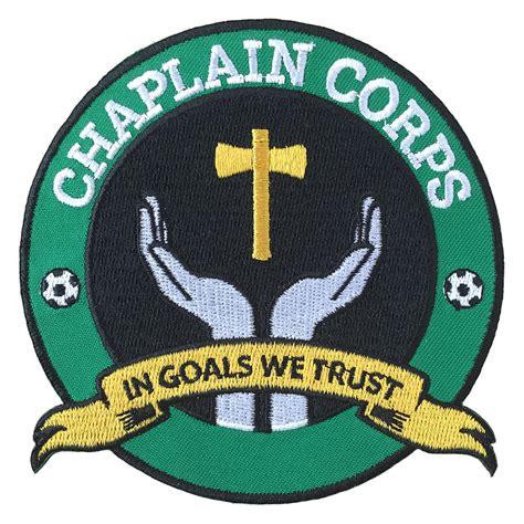 chaplain corps ptfc patch patrol