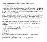 Thank You Letter After Interview 10 Free Download For Word PDF Follow Up Thank You Letter After Teaching Interview Cover Letter Best Thank You Letter After Interview Interview Thank You Letter After Interview Follow Up Letter Follow Up Letters To Send After An