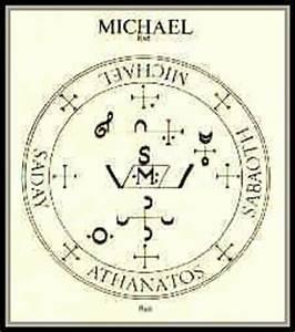 1000+ images about sigils on Pinterest | Archangel michael ...