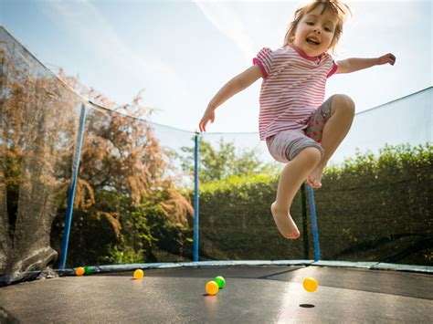 Are Trampolines Safe?