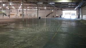 Industrial flooring polished concrete titus restoration for Can you polish old concrete floors